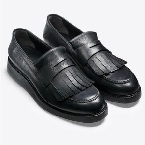Vince Pollock Leather Loafer